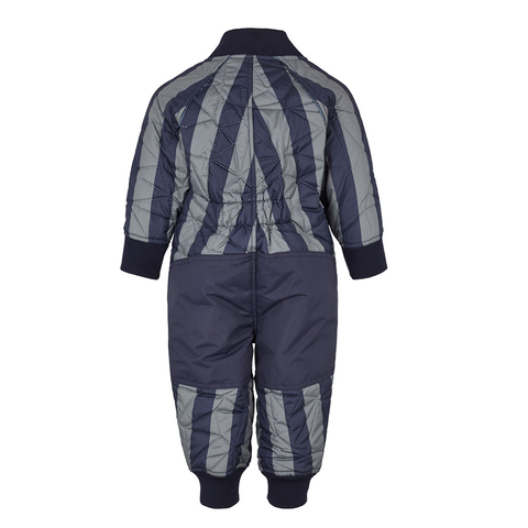 MarMar Copenhagen Thermo Suit - Deep Blue Stripe
