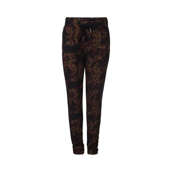 Petit by Sofie Schnoor Pants Black Flower