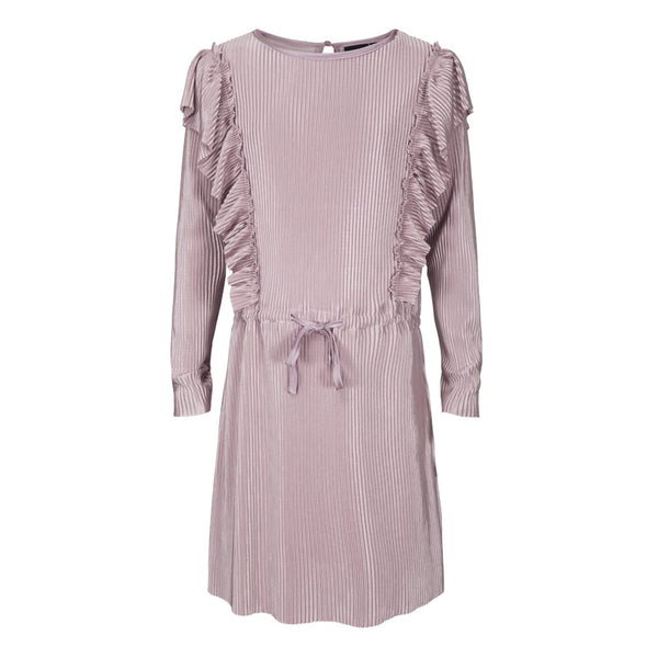Petit by Sofie Schnoor Dress - Metallic Dusky Pink