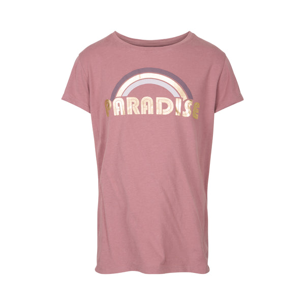 Petit by Sofie Schnoor Paradise T-shirt - Dusky Pink