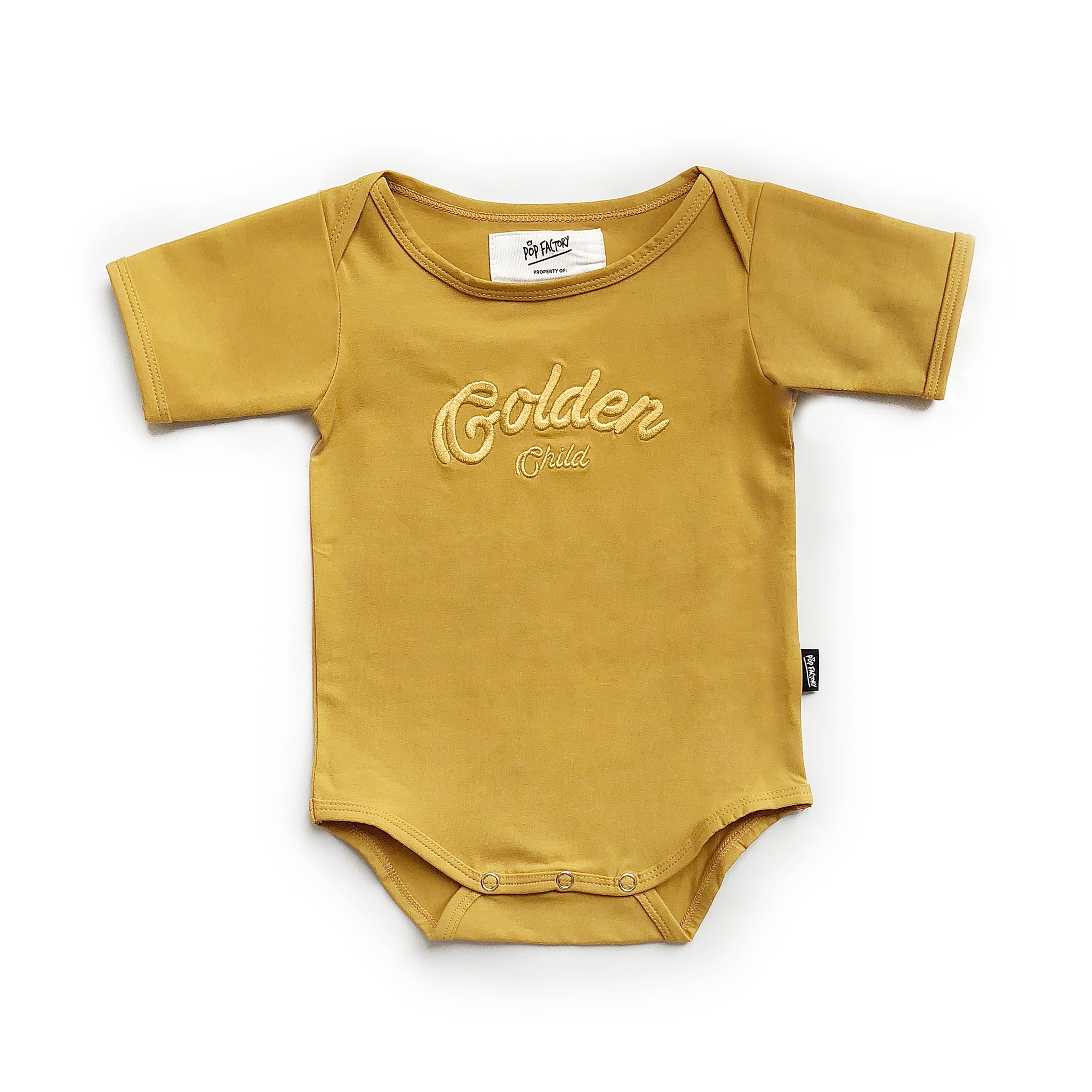 Pop Factory Golden Child Onesie
