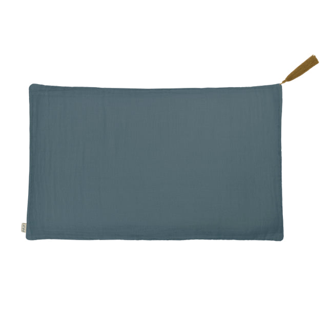 Numero 74 Mini Pillow Case - Ice Blue