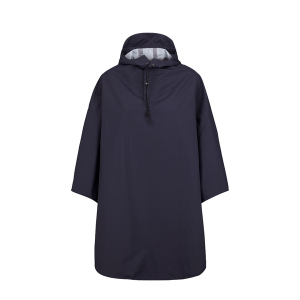 Mar Mar Rain Poncho - Deep Blue