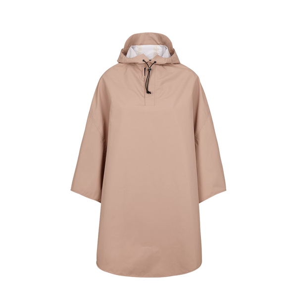 MarMar Copenhagen Rain Poncho - Dusty Powder
