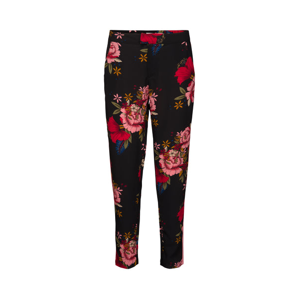Sofie Schnoor Trousers - Black Flower