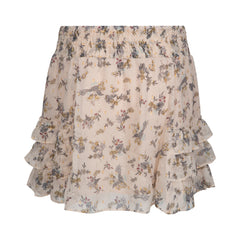 Womens Sofie Schnoor Skirt - Flower Print