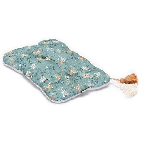 LiLu Small Pillow - Green Branches