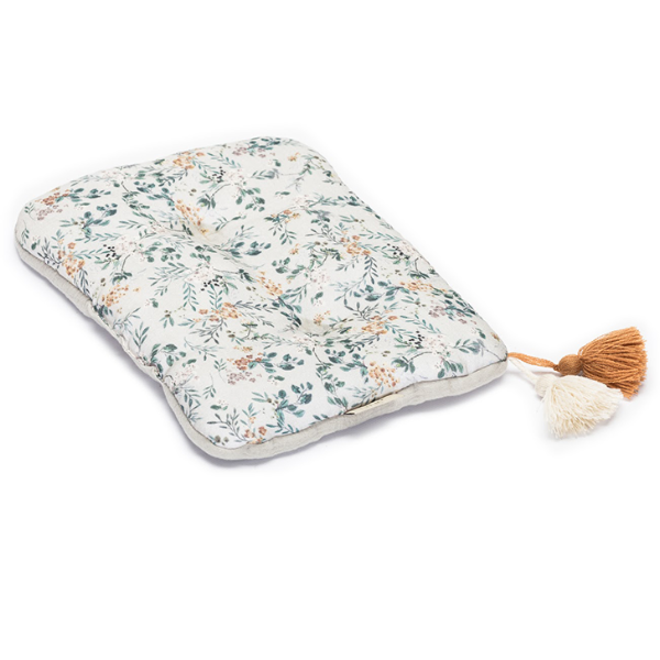 LiLu Small Pillow - Grey Branches