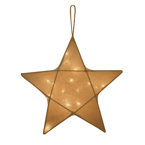 Numero 74 Star Lantern Small - Gold