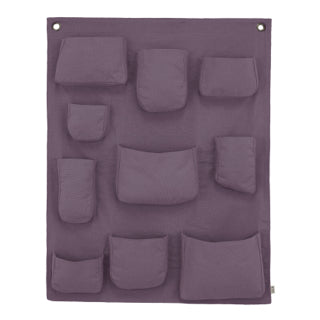 Numero 74 Wall Pocket - Dusty Lilac