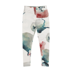 Popupshop Classic Leggings - Water Flower