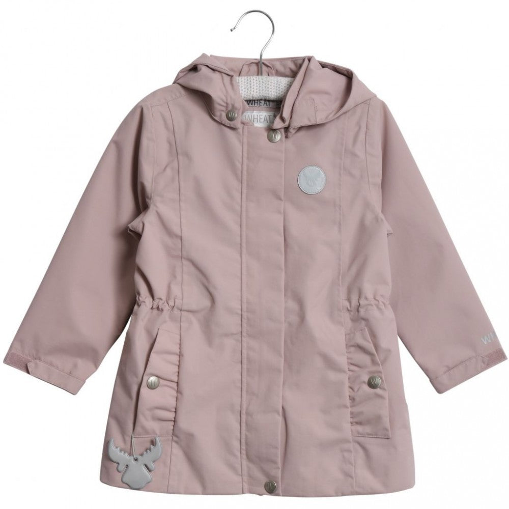 Wheat Karla Jacket (LAST ONE Size 8 Yr) - Rose Powder