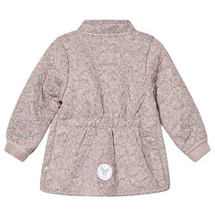 PRE-ORDER | Wheat Thilde Thermo Jacket (Sizes 2, 3, 4 & 5 Yr) - Flower