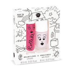 Nailmatic Rollette Nail Polish Duo - Fairytales