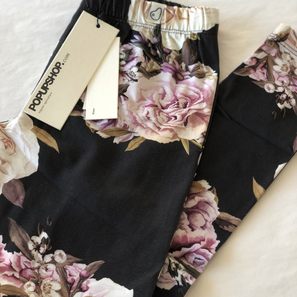 Popupshop Leggings Rose Flower