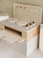 Konges Slojd Wooden Table Kitchen