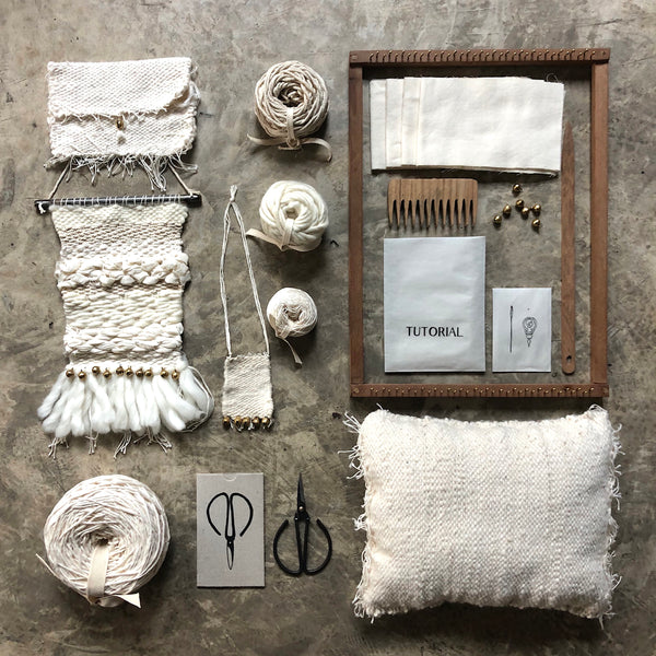 Numero 74 Weaving Kit - Flow