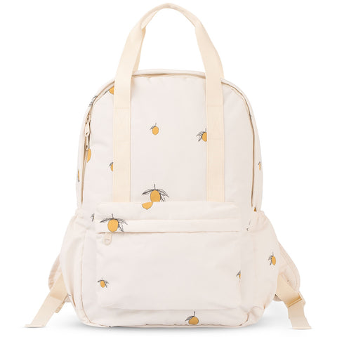 Konges Slojd Loma Kids Backpack Junior - Lemon