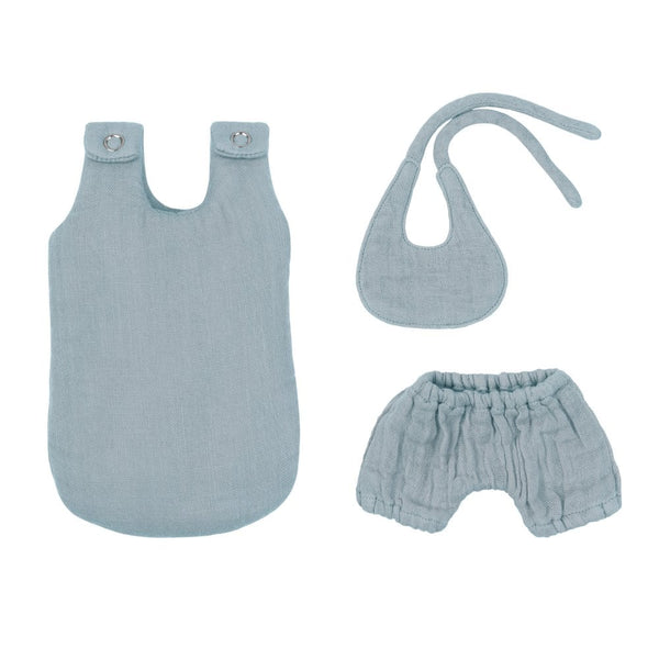 Numero 74 Doll Baby Essential Set Mini - Sweet Blue