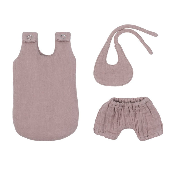 Numero 74 Doll Baby Essential Set Mini - Dusty Pink