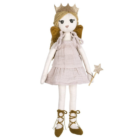 Numero 74 Doll Fairy Set - Gold