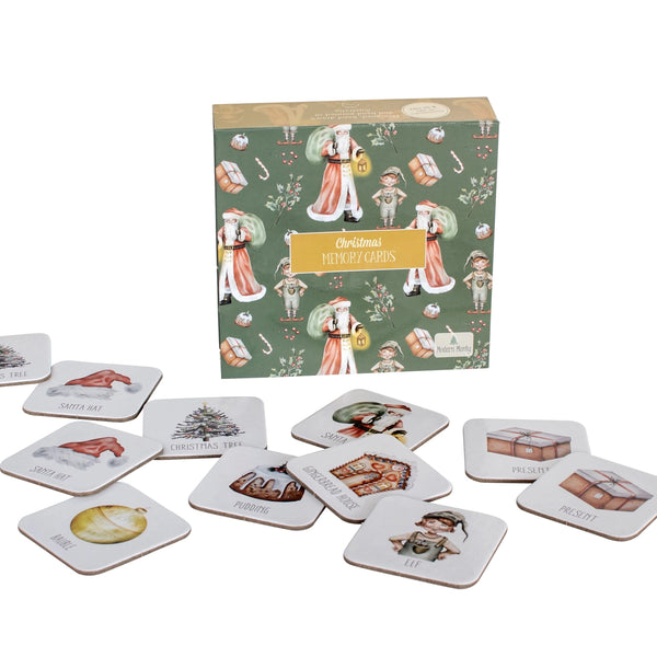 PRE-ORDER | Modern Monty Memory Card Game - Christmas