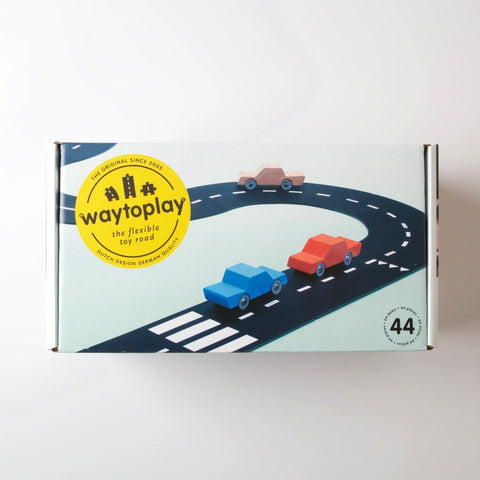 Waytoplay - King Of The Road Set 44 Pieces