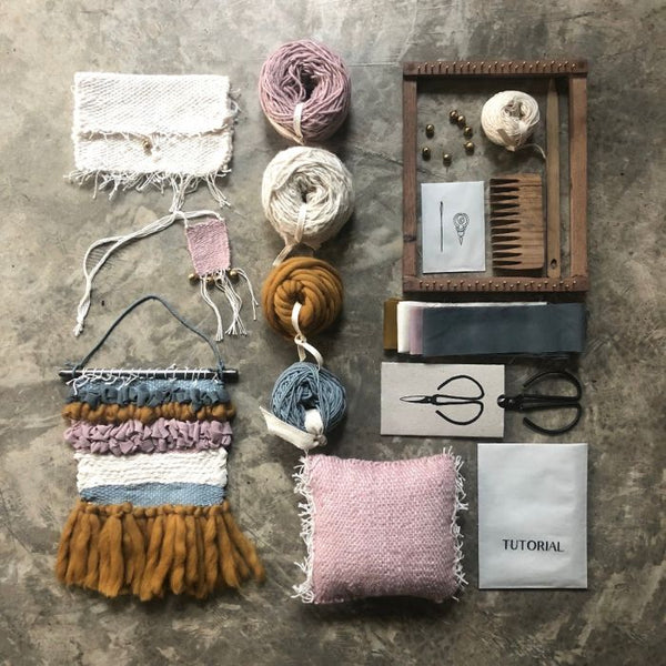 Numero 74 Weaving Kit - Joy