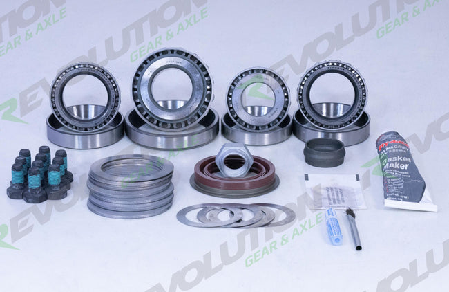GM 8.6IRS Master Kit 10-15 Camaro Revolution Gear