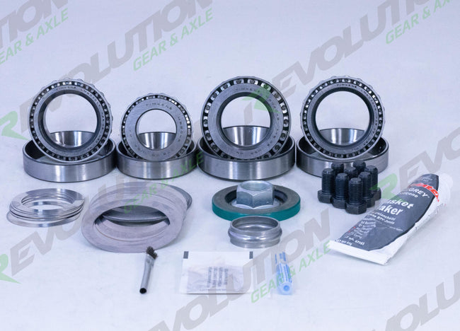 2000-2003 Chrysler 8 Inch Front Master Kit Revolution Gear and Axle