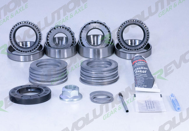 Nissan H233B Master Overhaul Kit with 50mm Carrier Bearings For Use With ARB/TJM Revolution Gear