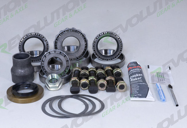 Toyota 9.5 Inch TLC 91-97 with Factory Locker Master Overhaul Kit Revolution Gear - HQ Offroad