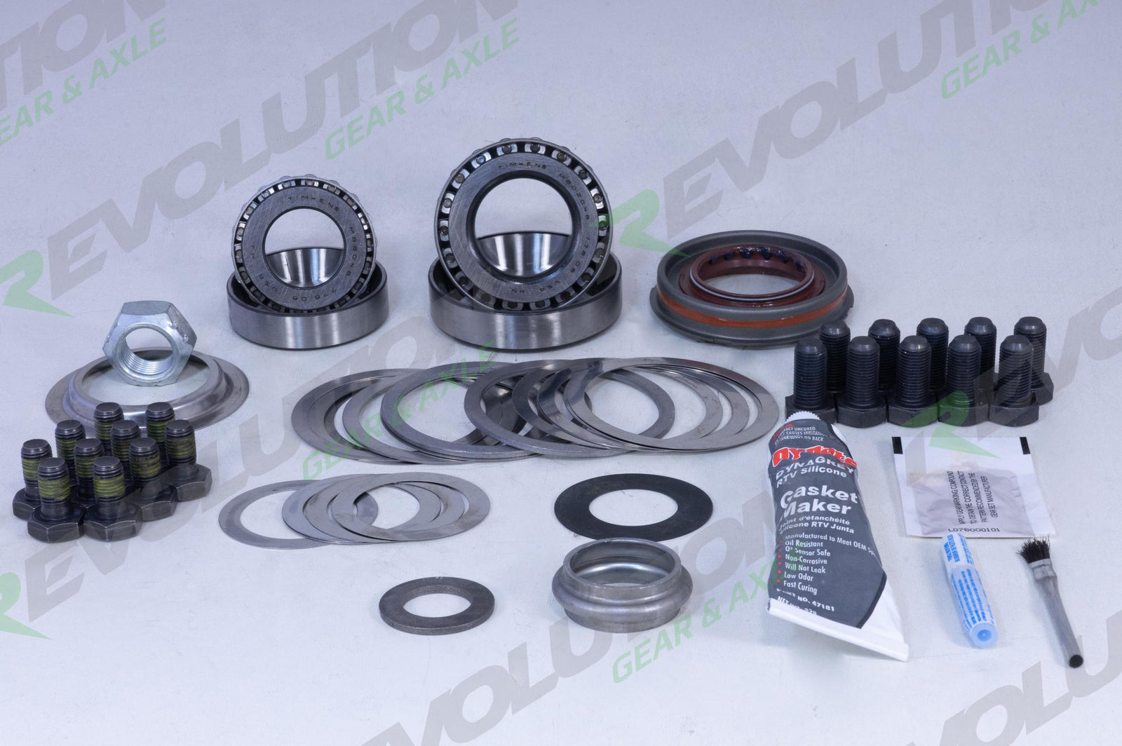 Dana 44 2007-18 Jeep JK Rear (All Models) Pinion Bearing and Seal Kit (No Carrier Bearings) Revolution Gear - HQ Offroad