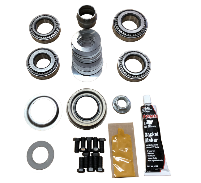 Jeep JL D30 (186MM) Front Master Overhaul Kit Revolution Gear