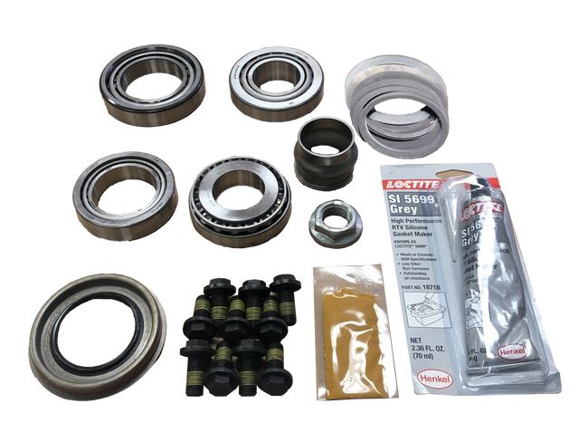 Jeep JL and JT D44 (210MM) Front Master Overhaul Kit Revolution Gear