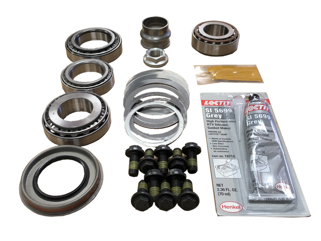 Jeep JL and JT D44 (220MM) Rear Master Overhaul Kit Revolution Gear