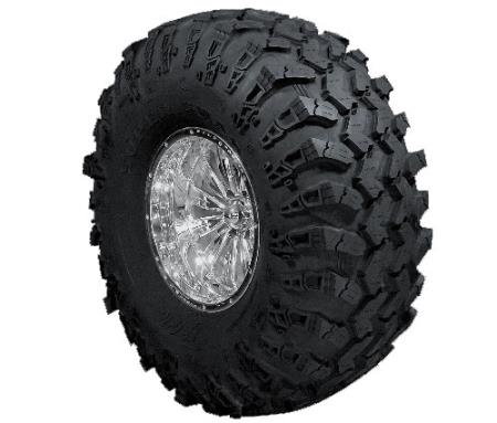 Super Swamper 14/42-17LT Tire, IROK Bias Ply - I-816