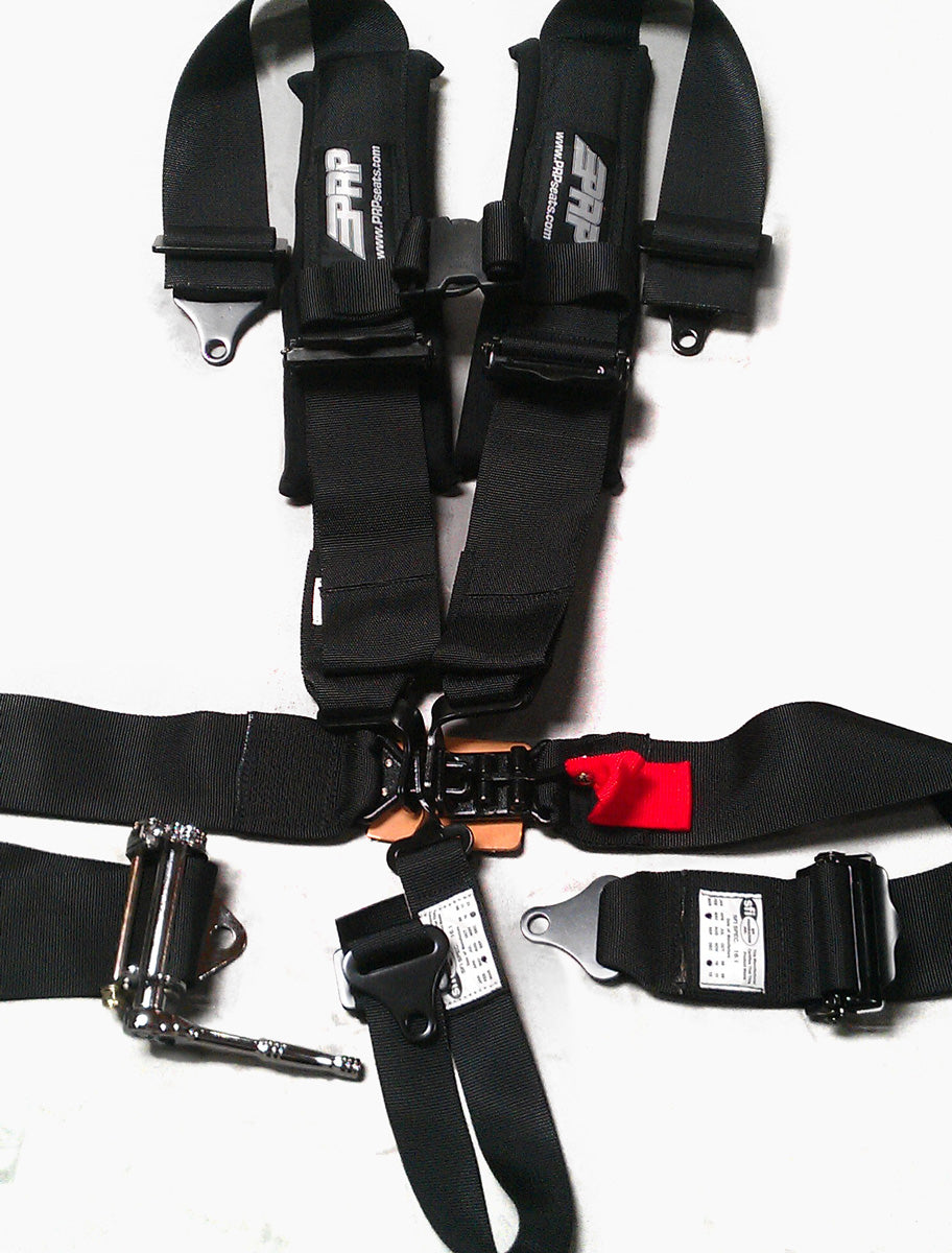 Ratcheting Harness