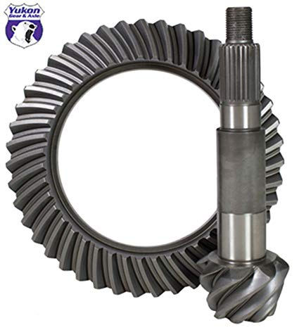 High Performance Yukon Replacement Ring And Pinion Gear Set For Dana 60 In A 4.56 Ratio Thick Yukon Gear & Axle