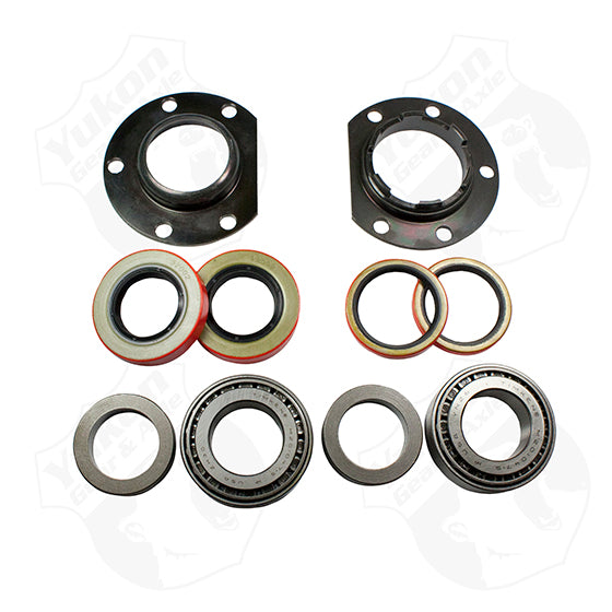Chrysler 8.75 Inch Rear Axle Bearing And Seal Kit Services Both Sides Yukon Gear & Axle