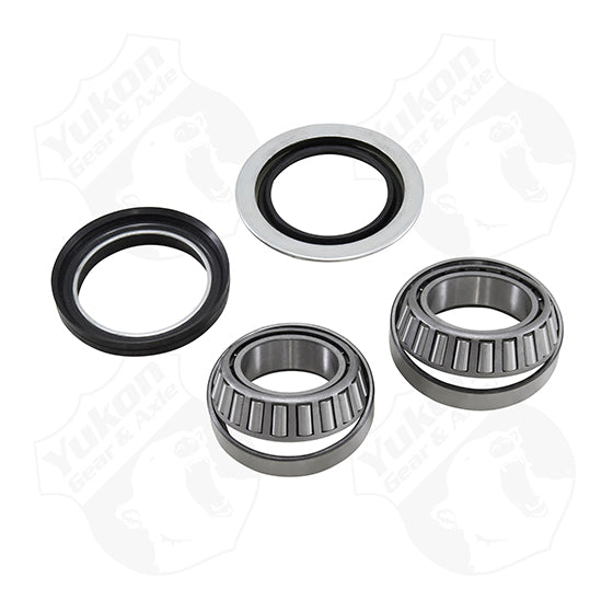 Dana 44 Front Axle Bearing And Seal Kit Replacement 1995-1996 Ford 1/2 Ton Yukon Gear & Axle