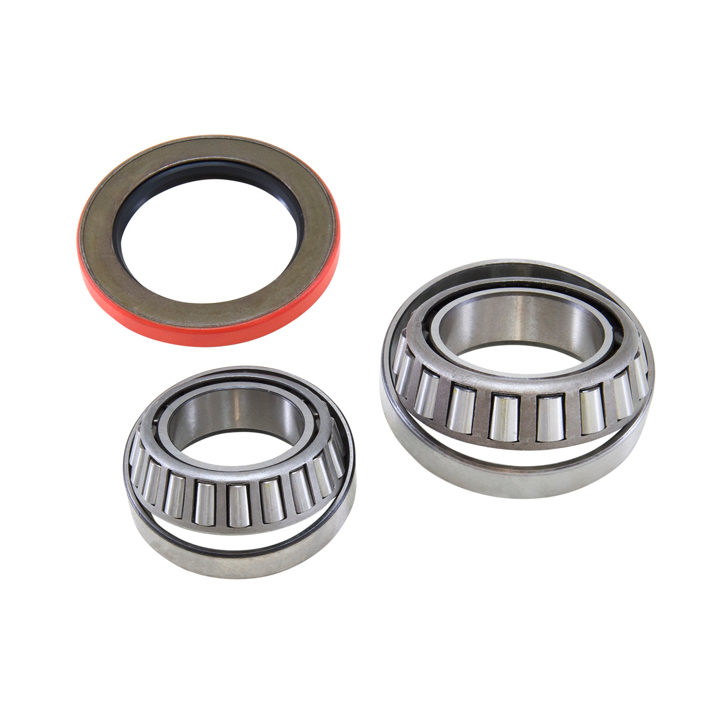 Dana 44 Front Axle Bearing And Seal Kit Replacement 1959-1977 Ford 3/4 Ton Yukon Gear & Axle