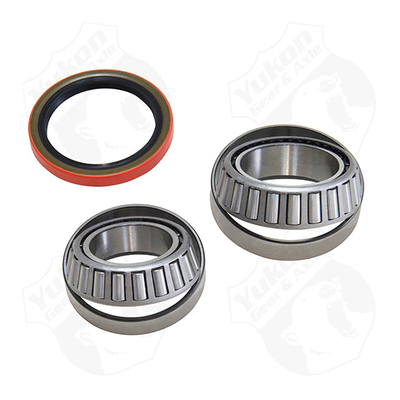 Replacement Axle Bearing And Seal Kit For 77 To 93 Dana 44 And Chevy/Gm 3/4 Ton Front Axle Yukon Gear & Axle