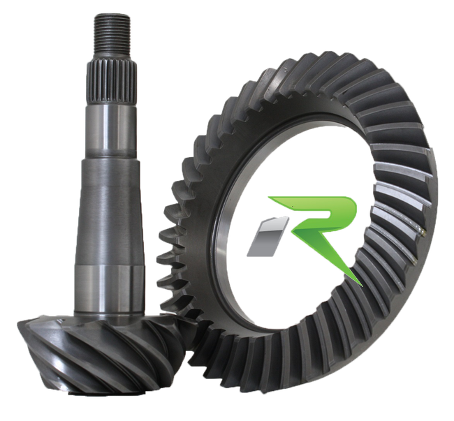 Chrysler 8.25 Inch 3.07 Ratio Dual Drilled Ring and Pinion Revolution Gear - HQ Offroad