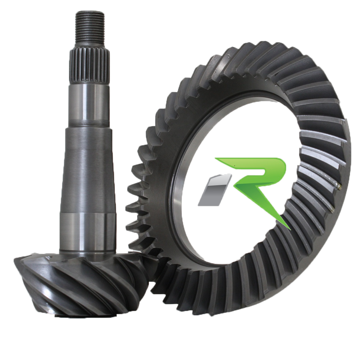 Chrysler 8.25 Inch 4.88 Ratio Dual Drilled Ring and Pinion Revolution Gear - HQ Offroad