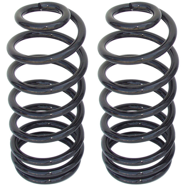 Rear Coil Springs 07-18 Wrangler JK 2/4 Door 4 Inch +1 Inch For Heavier Vehicles Pair RockJock 4x4