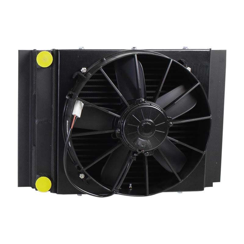 "Griffin Universal Fluid Cooler Small CXU-00002 9.5"" x 12.5"" with Electric Fan"
