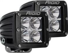 RIGID D-Series Dually 20 Deg. Flood LED Light RIG202113