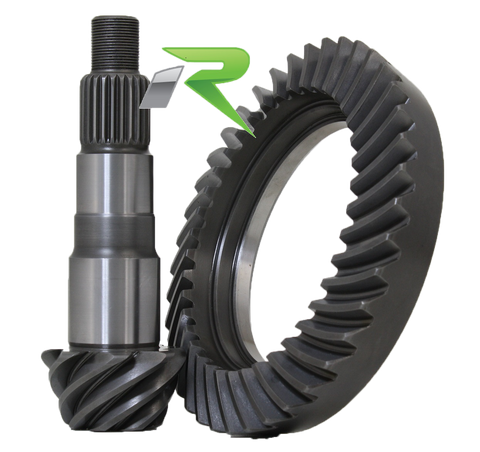 D30 (186MM) Reverse Front JL Ring and Pinion 5.13 Ratio Revolution Gear