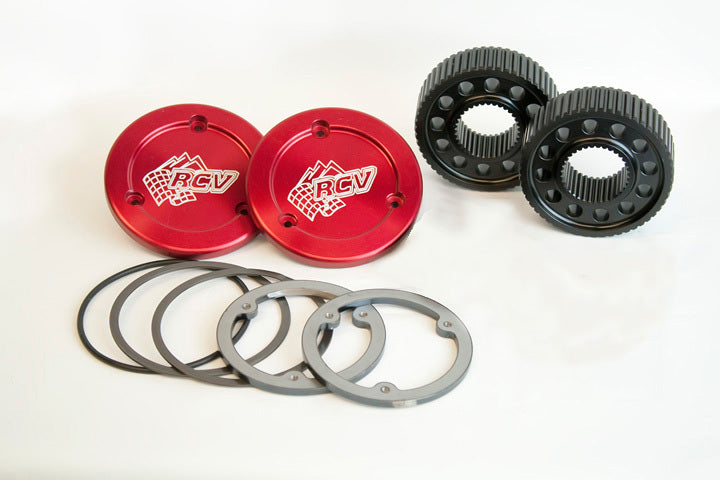 RCV Dana 44 Drive Flange Kit for Traditional Spindle